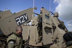 إيران تقصف مواقع لإسرائيل في الجولان