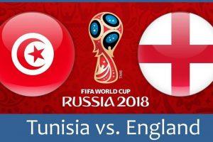 موعد والقنوات الناقلة لمباراة المونديال لمنتخب التونسي مع وانجلترا