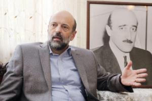 احتجاجات اردنية بإستقالة الملقي وتعين الرزاز بتشكيل الحكومة
