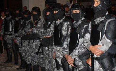 اصابات بين صفوف رجال الأمن في محافظة إربد