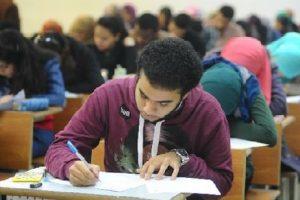 اسئلة الثانوية العامة سنوات سابقة مع الاجابات النموذجية الدورة الشتوية 2018
