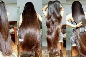 وصفة رائعة لتطويل الشعر وتنعميه