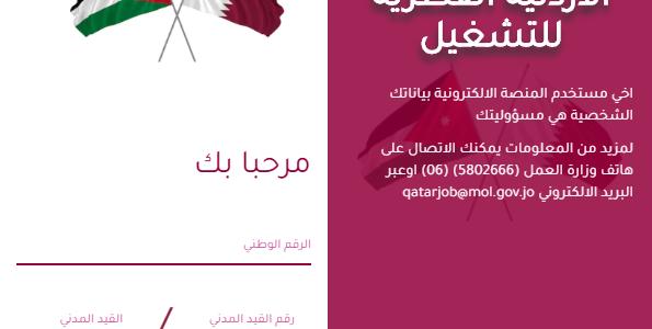 رابط التقديم لوظائف قطر لعام 2018