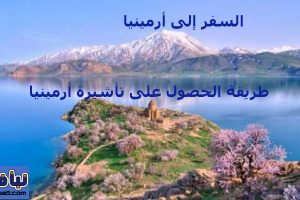 طرق الحصول على تأشيرة أرمينيا|كيف تحصل على الجنسية الأرمينية؟