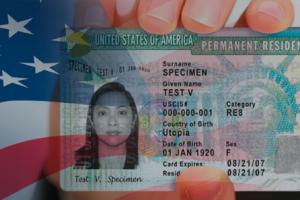 خطوات الحصول على بطاقة جرين كارد أمريكا