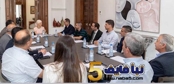 HHHHHH 1 - بالصور آثار العلاج تظهر على  أسماء الأسد