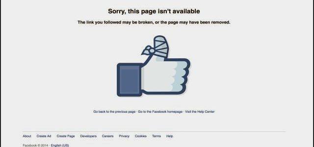 طريقة التواصل مع الشخص الذي حظرك على الفيسبوك