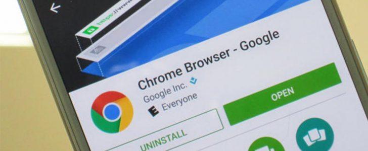 تحميل تطبيق Google Chrome للاندرويد