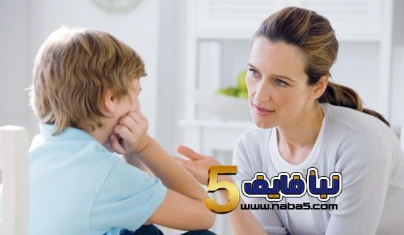كيف تعالجين فساد طفلك للأشياء
