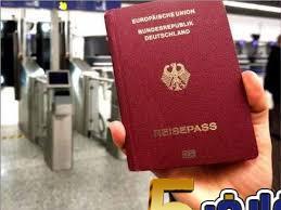 كيف تقدم على الجواز الالماني