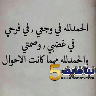 02 - فضائل الحمد لله وصور خلفيات الحمد لله جميلة وراقية