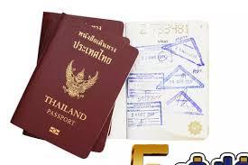 مستندات الحصول على فيزا تايلاند