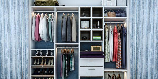 تفسير رؤية خزانة الملابس في المنام للامام الصادق