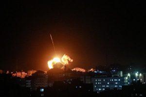 حصيلة الشهداء ترتفع لتصل الى 10 شهداء في قطاع غزة