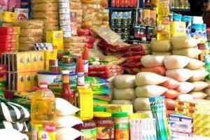 آلية توزيع الحكومة للمواد الغذائية للمواطنين