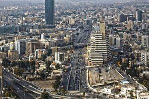 العاصمة عمّان مع قصة حزينة في شوارعها