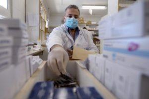 منصة الكترونية جديدة لطلب الأدوية الشهرية من الأونروا