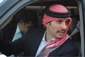 مصدر: الأمير حمزة بن حسين ليس موقفاً