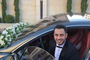 بالفيديو حفل زفاف وليد المقداد